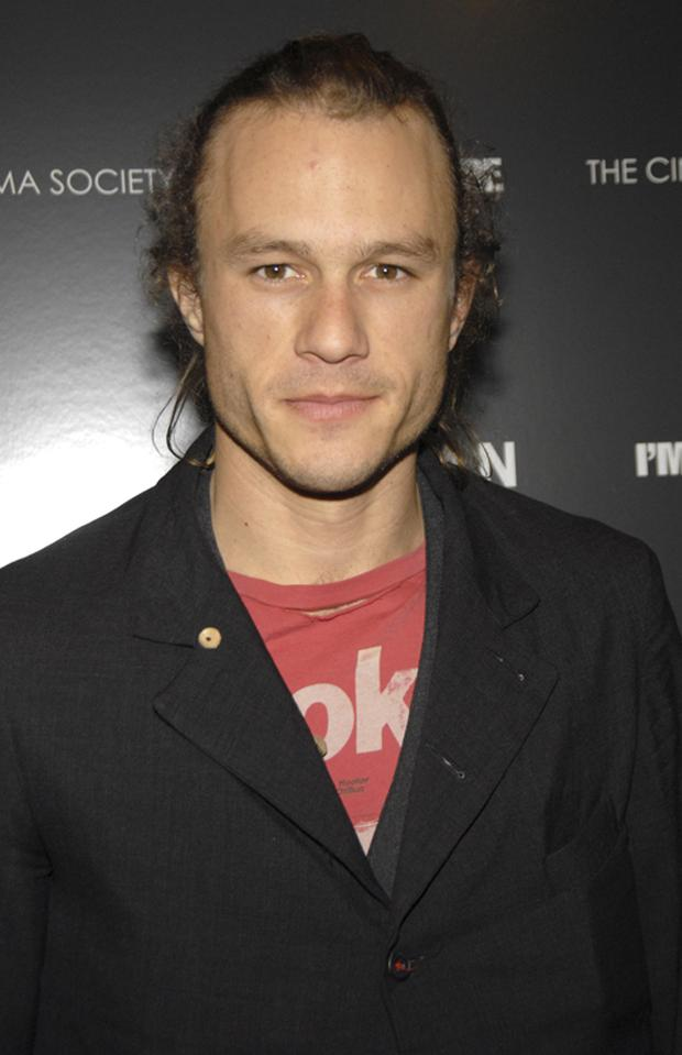 Heath Ledger died as a result of an overdose of painkillers. Photo: Kevin Mazur, Getty Images