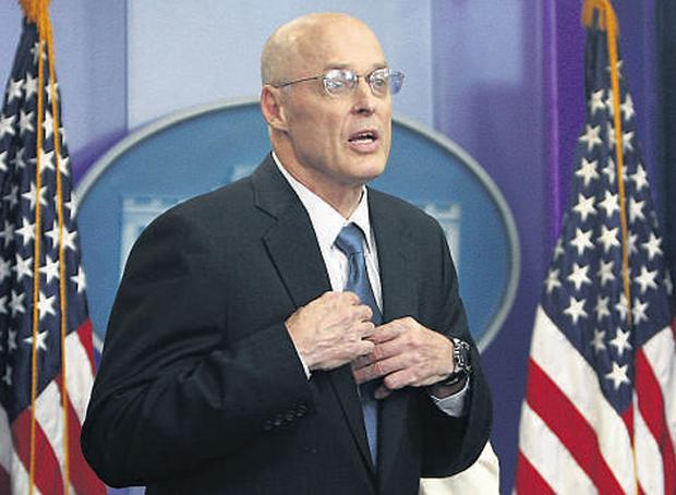 US Treasury Secretary Hank Paulson is trying to hammer out a deal to buy toxic assets