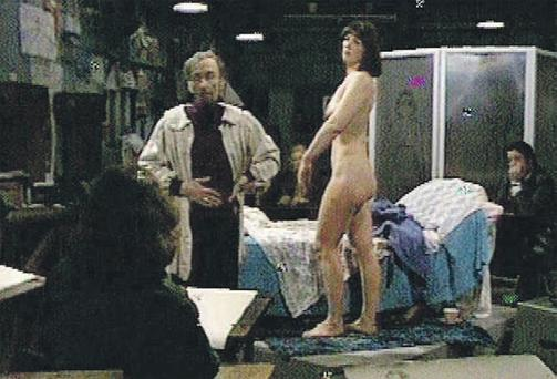 Nudity in RTE's 'The Spike' in 1978