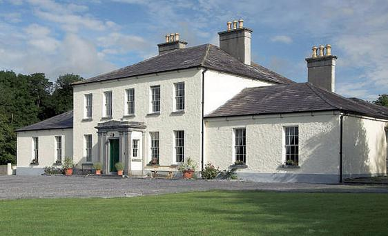 Georgian House on 180 acres, Tuam, Co Galway
