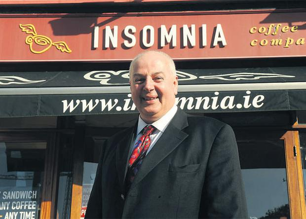 Bobby Kerr, chief executive of Insomnia Coffee Company, believes that experience and business savvy honed in the good times will prevail in the downturn