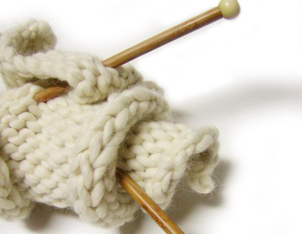 Knitting is back