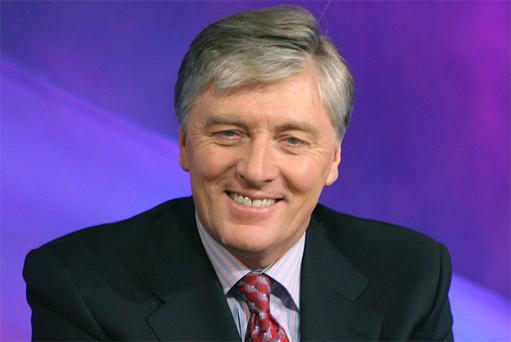 Bumper audience: Pat Kenny