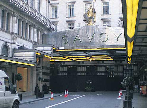The Savoy Hotel was bought by a consortium led by Derek Quinlan in 2004
