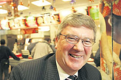 Supermac's chief Pat McDonagh: 'The rise in claims culture arises from people seeing it as a solution to their economic woes'