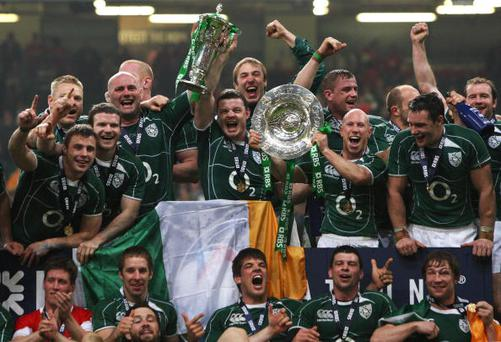 Ireland's Grand Slam - Independent.ie