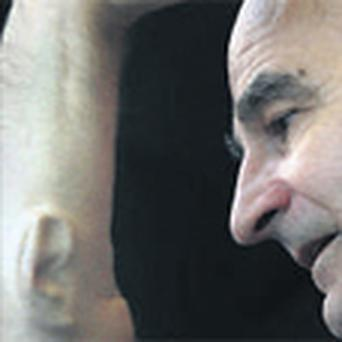 Stelarc: Aussie artist shows off his extra extra ear in his arm
