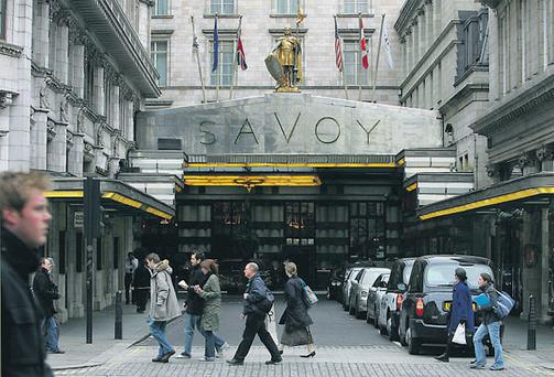 Sale: London Savoy