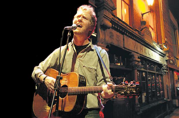 King of Whelan's: Oscar winner Glen Hansard is inextricably linked with the venue