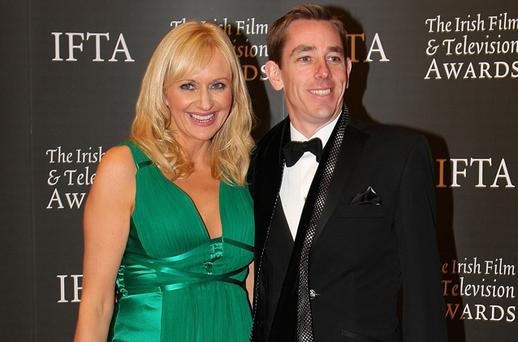 Ryan Tubridy and Miriam O'Callaghan Photo: Getty Images