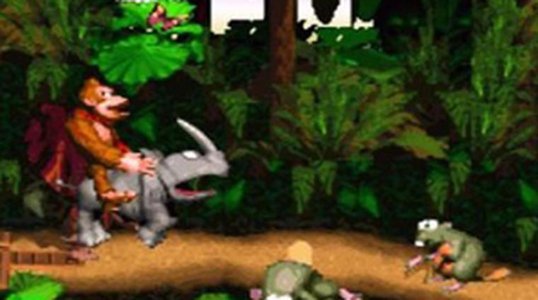 Veteran composer David Wise on Donkey Kong Country