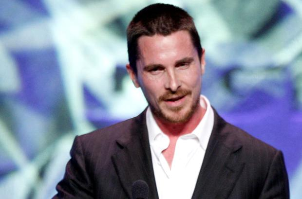 Christian Bale Photo: Getty Images