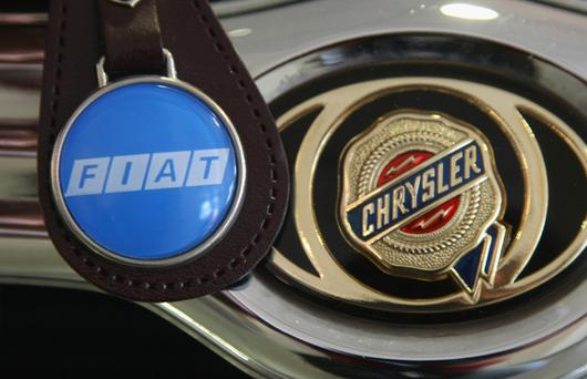Merger: Fiat has already made moves to take control of Chrysler (Sean Gallup/Getty Images)