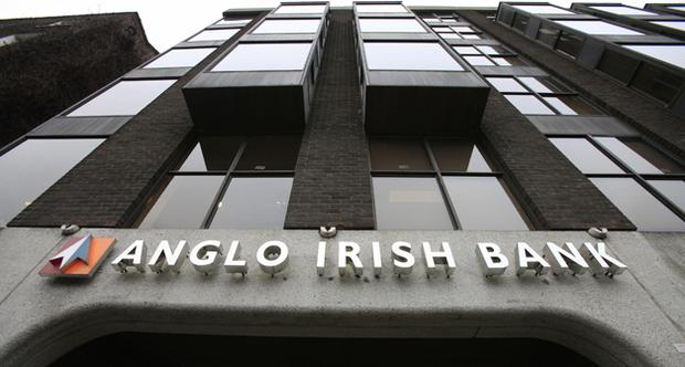 Anglo Irish Bank faces a loss of €63m from a shopping centre development in Wakefield, Yorkshire, which is in administration (PETER MUHLY/AFP/Getty Images)