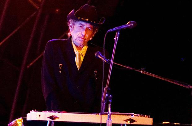 Bob Dylan Photo: Getty Images