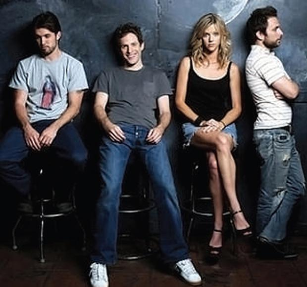 Horrible people: The cast of It's Always Sunny In Philadelphia