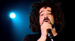 Adam Duritz of the band Counting Crows Photo: Getty Images
