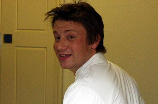 Jamie Oliver Photo: Getty Images