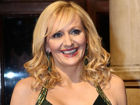 Miriam O'Callaghan said yesterday that her mother had been saying novenas in the hope that the 'Prime Time' presenter would not be offered the 'Late Late' hot seat Photo: Getty Images