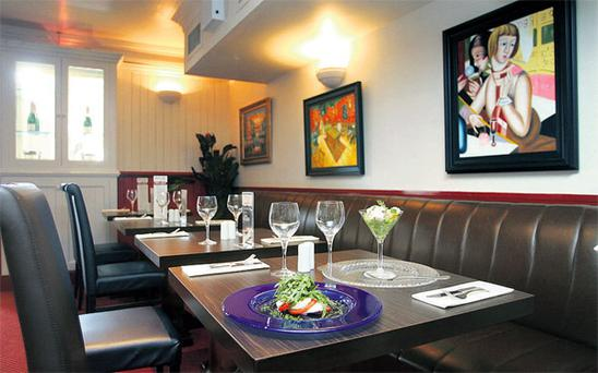 Tenors Grill Room, Naas, Co Kildare