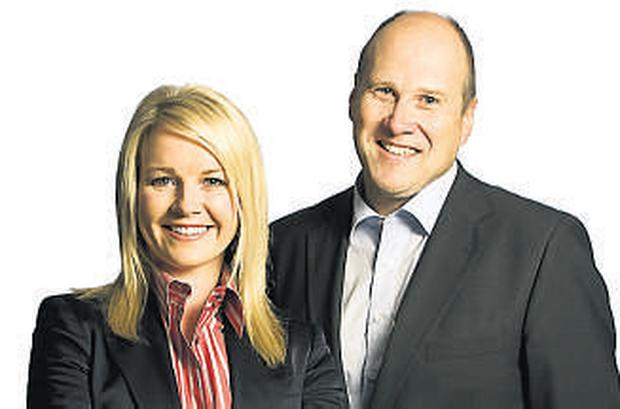 Ivan Yates who teams up with Claire Byrne on new radio show