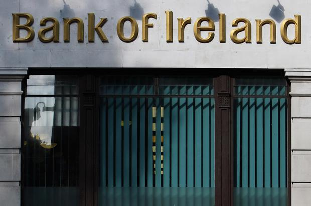 Buying back debt: Bank of Ireland (Photo: AFP/Getty Images)