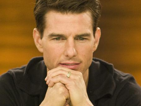 Tom Cruise lobbied Nicolas Sarkozy not to support prosecution of the Church of Scientology (Photo: AFP/Getty Images)