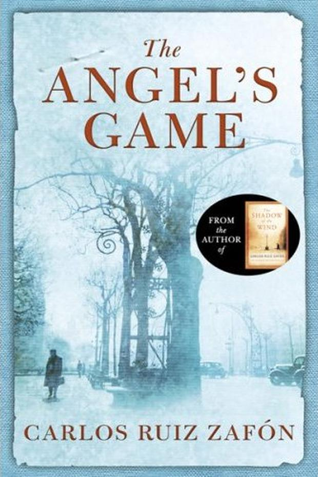 Global hit: Carlos Ruiz Zafón's has followed up The Shadow of the Wind with The Angel's Game