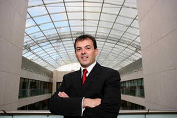 Pictured: Paul Rellis, general manager, Microsoft Ireland