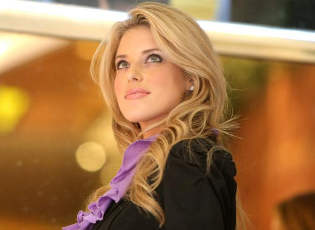 Former Miss California Carrie Prejean has been stripped of her tiara. Photo: Getty Images