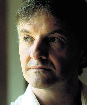 MASTERS OF THE DARK ARTS: Crime writer John Connolly