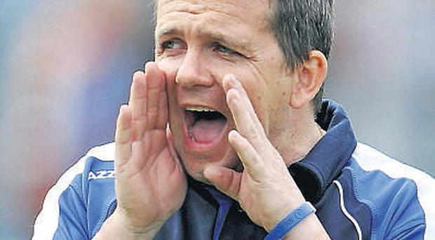 Davy Fitzgerald was left frustrated after Waterford's lacklustre second half