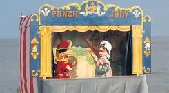 A Punch and Judy show (stock)