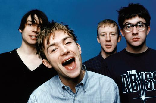 Britpop Kings Blur