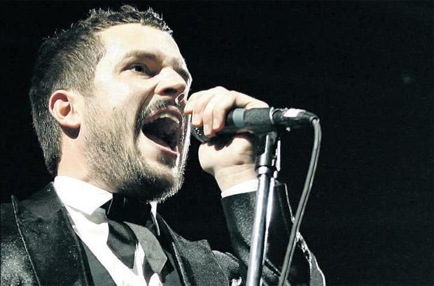 Brandon Flowers isn't afraid to speak his mind
