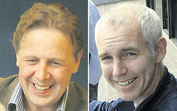 Ian Dempsey and Ray D'Arcy, Today FM's top broadcasters, will have 10pc axed from their wages in a job-saving initiative.