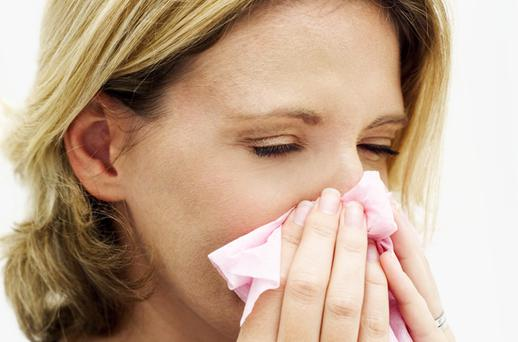 <b>Cover your cough:</b><br/> Cover your nose and mouth with disposable tissues when sneezing, coughing, wiping and blowing your nose.<br/> <i>All pictures posed by models. Getty Images</i>