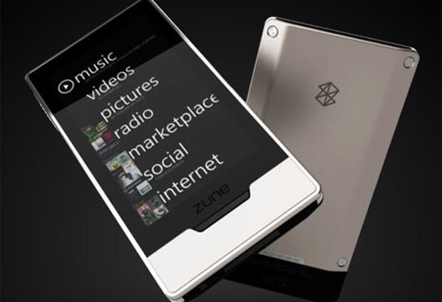 Microsoft to rival Apple with new Zune HD music player