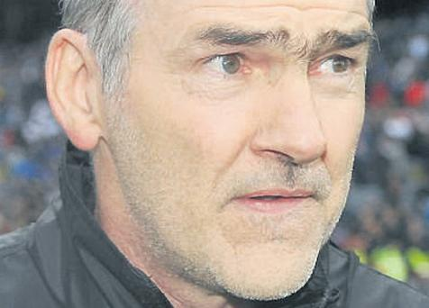 Mickey Harte's view was: