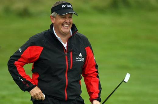 Ryder Cup captain Colin Montgomerie. Photo: Getty Images