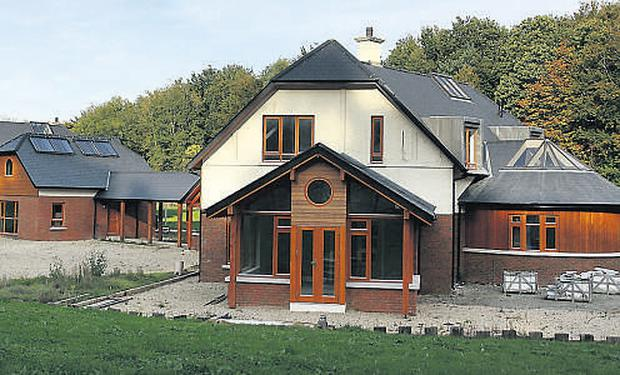 Joseph and Katherine Corcoran are suing building firm EASSDA Ireland Ltd over the delay in completion of a property at Glenair Manor, Delgany, Co Wicklow