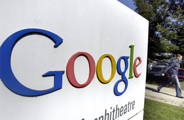 Proposed digital books library: Google. Photo: Bloomberg News