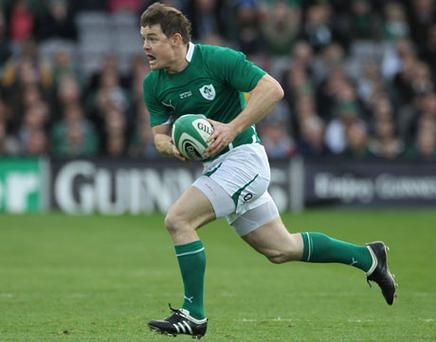 He may have been overlooked for the IRB World Player of the Year award, but Brian O'Driscoll has a lot to look forward to with Declan Kidney and the Irish team