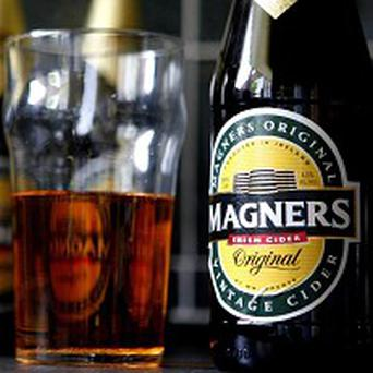 Magners firm C and C buys Gaymer Cider for 45 million pounds