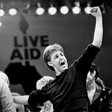 The legacy of Live Aid: 30 years after they played to Feed