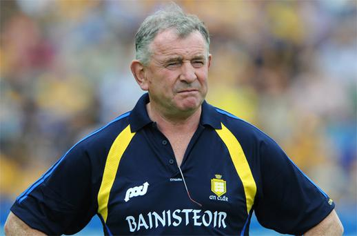 Ollie Baker reckons Clare players have a lot to answer for over the departure of manager Mike McNamara