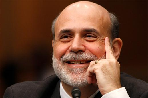 Ben Bernanke: house-price rise not caused by monetary policy