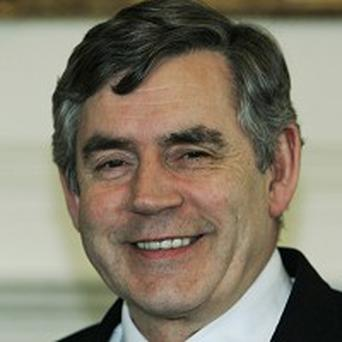 Gordon Brown has been voted as the worst-dressed man of the year