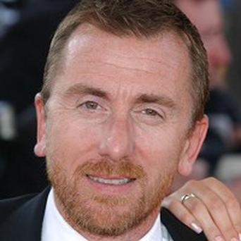 Tim Roth says being in TV and films was a struggle