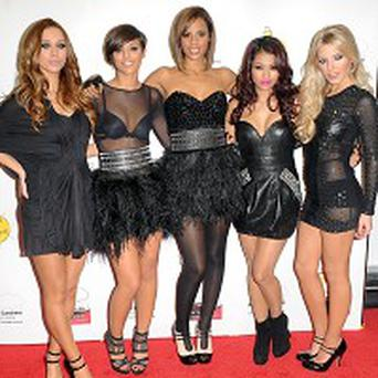The Saturdays say they can risk having a sexier image now